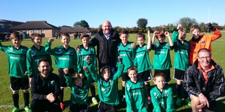 Princeenergy supports junior football team