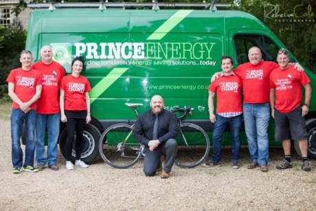 Princeenergy supports Liam Pridmore Memorial Cycle Ride